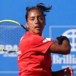 Daniela Seguel cayó en primera ronda de la qualy del WTA de Bucarest