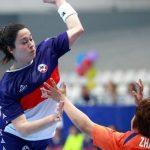 Chile cayó ante China en su último partido por el Grupo D del Mundial Junior Femenino de Handball