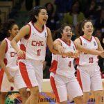 Chile derrota a Venezuela y jugará por el quinto lugar del Premundial U18 Femenino de básquetbol