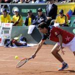 Hans Podlipnik cayó en segunda ronda de la qualy del Challenger de Samarkand