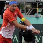 Nicolás Jarry avanzó a segunda ronda de la qualy del Challenger de Cortina