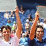 Julio Peralta y Horacio Zeballos se titularon campeones de dobles en Gstaad