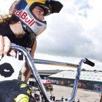Coco Zurita logra el quinto puesto en el NASS BMX World Championship