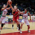 Chile se quedó con el sexto lugar del Premundial U18 de Básquetbol Femenino