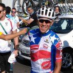 José Luis Rodríguez no finalizó la prueba de ciclismo en ruta en Río 2016