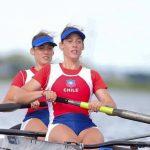 Antonia y Melita Abraham terminaron séptimas en el Mundial Sub 23 de Remo