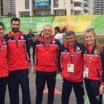 El viento suspendió el debut de los remeros chilenos en Río 2016