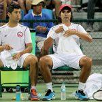 Julio Peralta y Hans Podlipnik cayeron en primera ronda de dobles del US Open