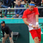 Nicolás Jarry cayó en cuartos de final del Futuro 15 de Rumania