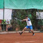 Cristóbal Saavedra avanzó en singles y dobles del Futuro 14 Rumania