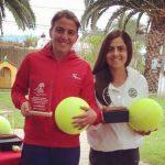Fernanda Labraña se tituló campeona en singles y dobles del ITF Chirimoya Bowl