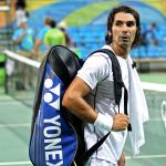 Julio Peralta cayó en primera ronda de dobles del ATP 250 de Winstom-Salem