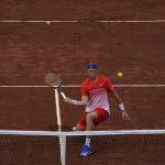 Nicolás Jarry debutó con un triunfo en el Futuro 15 de Rumania