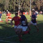 Chile M-19 sumó su primera victoria en el Torneo de las Naciones de Rugby
