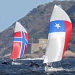 Team Gumucio marcha en el Top 20 del velerismo en Río 2016