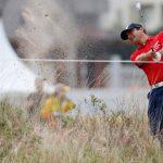 Felipe Aguilar se mantiene entre los 30 mejores del golf olímpico tras segunda jornada