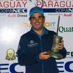 Horacio León ganó el Abierto de Paraguay de Golf