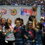 Barateiro de Brasil se tituló bicampeón de la Copa Libertadores Femenina de Futsal