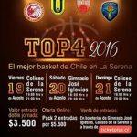 CD Los Leones debutará ante Universidad de Concepción en el Top 4 de Libcentro