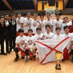 Liga Saesa coronó a sus campeones en las categorías Sub 13 y Sub 17