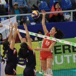 Chile se quedó con el quinto lugar del Sudamericano Sub 18 de Volleyball Femenino