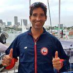 Matías del Solar se ubica en el puesto 32 tras segunda jornada del velerismo en Río 2016