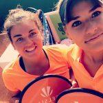 Fernanda Brito se tituló campeona de dobles del ITF de Cali