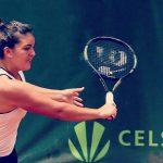 Fernanda Brito se quedó con el vicecampeonato del ITF de Medellín