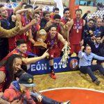 Colegio Los Leones se tituló campeón de la Libcentro 2016