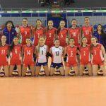Chile cayó ante Brasil en la segunda jornada del Sudamericano Sub 18 de Volleyball Femenino
