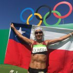 Erika Olivera suma récord mundial al finalizar su quinta maratón olímpica