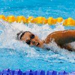 Kristel Köbrich ocupó el cuarto lugar de los 400 metros en fecha alemana de la Copa del Mundo de Natación