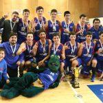 CDSC Puerto Varas se tituló campeón Sub 15 en la primera división de Liga Saesa 2016