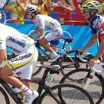 Paola Muñoz no terminó la prueba de ciclismo en ruta femenino de Río 2016