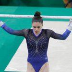 Simona Castro finalizó en el puesto 52 del all around en Río 2016