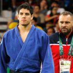 Thomas Briceño realiza una positiva actuación en el judo olímpico