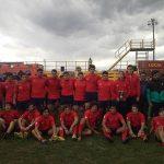 """Chile cerró su participación en la Copa de las Naciones de Rugby cayendo ante los """"Pumitas"""""""