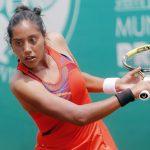 Daniela Seguel cayó en semifinales de dobles del Torneo WTA de Bogotá