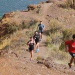 Los cerros de San Carlos de Apoquindo serán escenario del Doite Trail Run