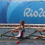 Duplas del remo nacional finalizaron en la posición 17 en Río 2016
