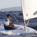 Matías del Solar cerró su participación en Río 2016 con el lugar 30 en el velerismo