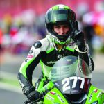 Martín Scheib obtuvo su primer podio en el Superbike Argentino