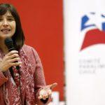 """Natalia Riffo: """"No hay reducción en el plan olímpico"""""""