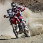 Kevin Benavides ganó el prólogo del Atacama Rally