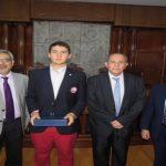 """Ricardo Soto y sus objetivos para Tokio 2020: """"Voy a entrenar para subir el nivel"""""""