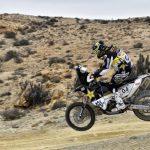 Pablo Quintanilla se mantiene en el segundo lugar del Atacama Rally