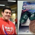 Xavier Muñoz logró medalla de bronce en el Mundial WAKO Cadete y Juvenil de Kickboxing
