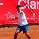 Jorge Montero avanzó a cuartos de final del Futuro 4 Hungría