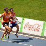 Cristián Valenzuela fue descalificado en los 1500 metros del atletismo en Río 2016