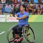 Francisca Mardones cayó en primera ronda del tenis en los Juegos Paralímpicos